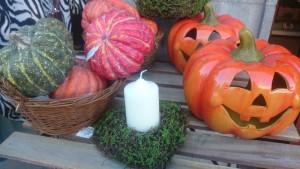Тыквенная подготовка к Хэллоуину в Стокгольме