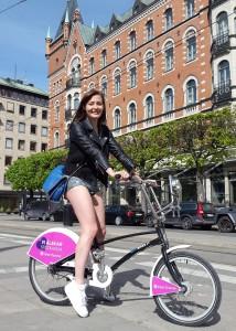 летом можно заказать велосипедные экскурсии в стокгольме